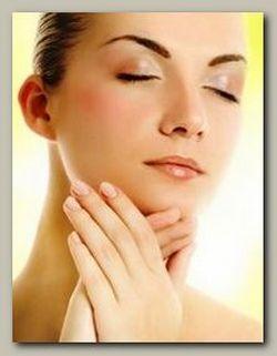 Száraz arcbőr kezelése